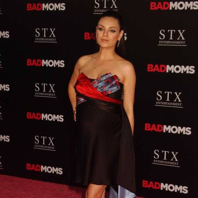 Actor Mila Kunis