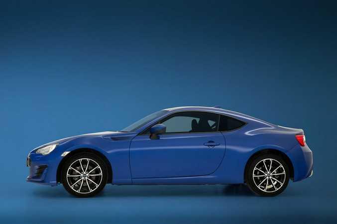 Model Year 2017 Subaru BRZ. Photo: Contributed