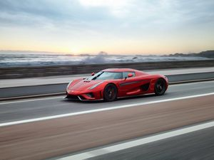 Koenigsegg Regera: make way for the Megacar