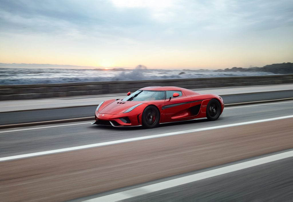 LUDICROUS: 1120kW, 2000Nm and outrageous acceleration times make the plug-in hybrid Koenigsegg Regera deserving of the term
