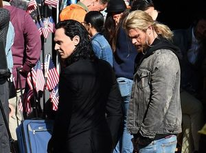 Brisbane becomes NYC as filming begins for Thor: Ragnarok