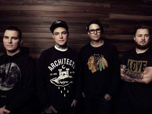 Tickets on sale now for The Amity Affliction Coast gig