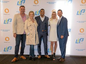Celebrities throw support behind life saving chip
