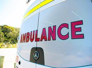 Emergency crews respond to fallen bushwalker
