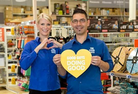 CARING: Mackay residents are encouraged to nominate someone in need or those who are making a difference in the community as part of September's Doing Good Week.