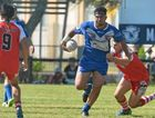 "Moranbah Miners' back rower Rapsene ""Raps"" Bruce puts his body on the line."