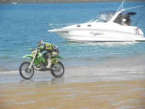 Everything you need to know ahead of the Grasstree Beach motorbike races
