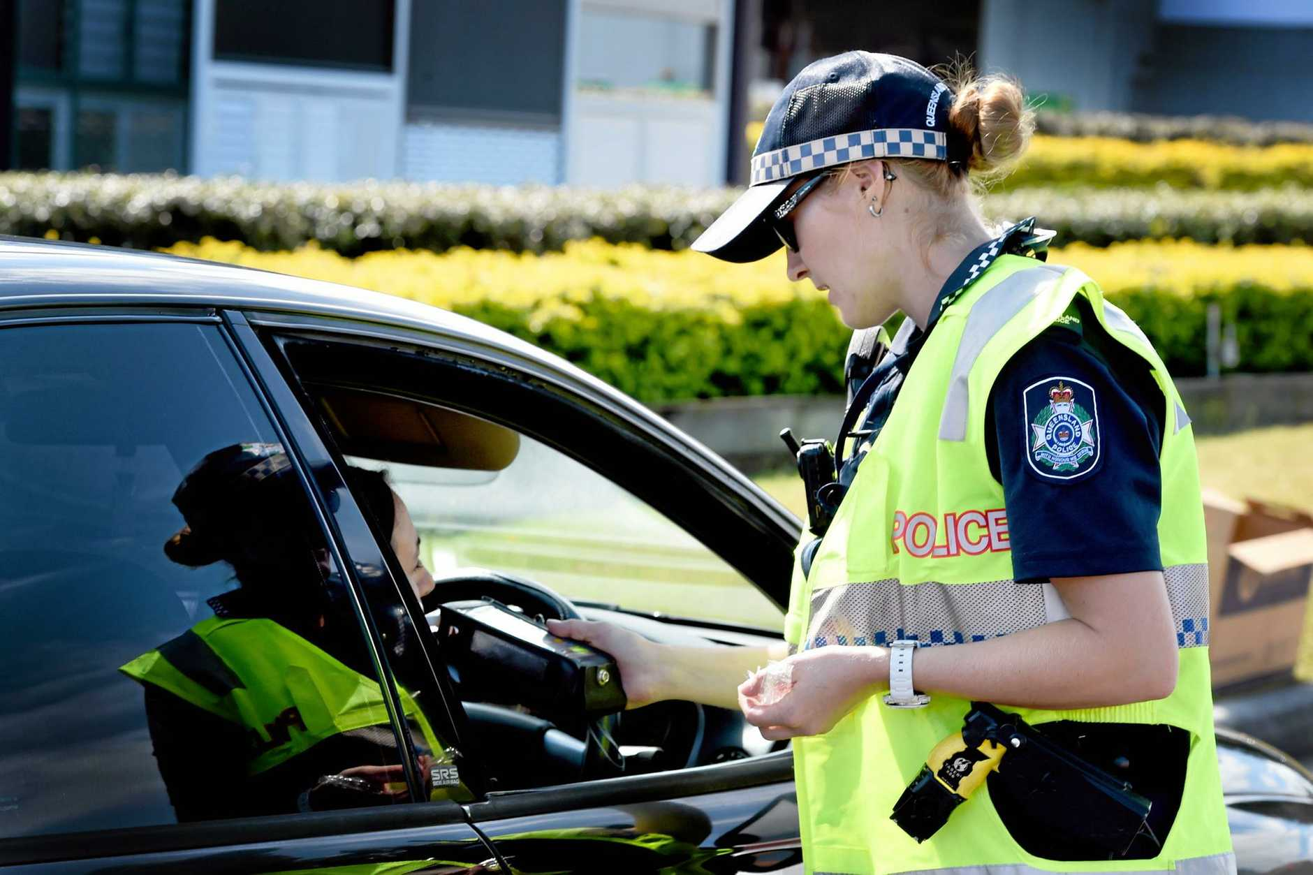 The message to drink drivers seems to be getting through to the drinkers in our community due to the random breath testing being done by our police force, but not drug tests.
