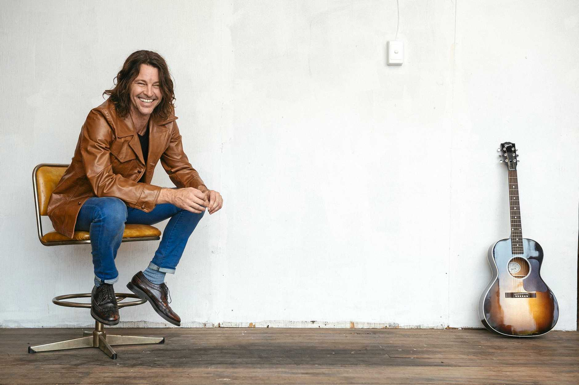 CONFIRMED: Local artist Bernard Fanning is part of the line up for Falls Festival Byron Bay.
