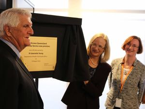 New BreastScreen premises officially opened in Toowoomba
