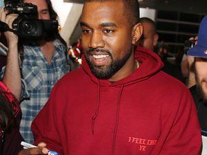 Kanye West pens poem about McDonald's