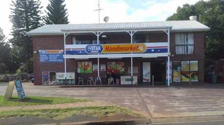 The corner store in Wilsonton is now on the market after closing suddenly just a few weeks ago.