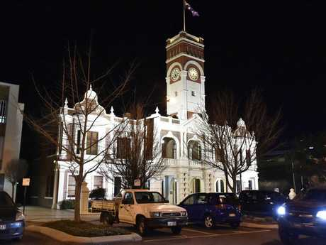 Toowoomba City Hall Photo Bev Lacey / The Chronicle