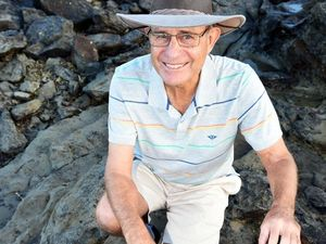 Possible dinosaur footprints discovered on Fraser Coast