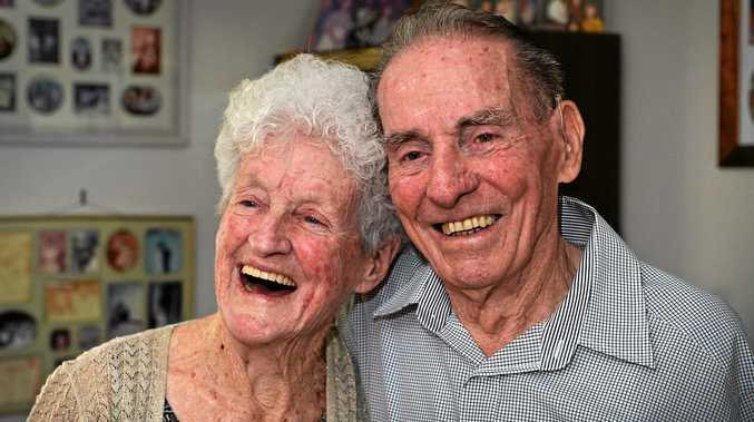 Tony and Margaret Ladley are celebrating two special occasions on the 23rd August 2016. Tony will be 90 years old and they will have been married for 65 years on the same day.