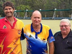 Bowls champion heads Mackay zone finals charge