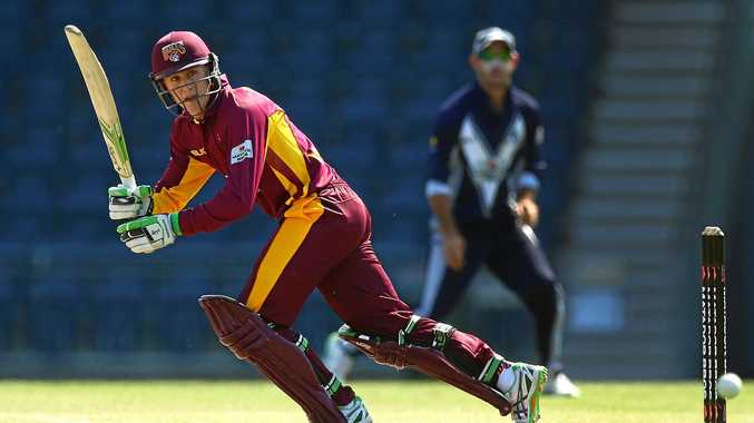 PROSPECT: Marnus Labuschagne is in form.