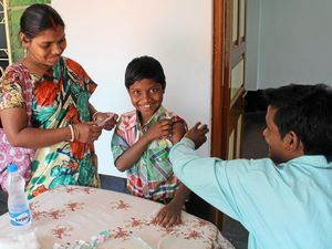 How Toowoomba residents helped vaccinate children in India