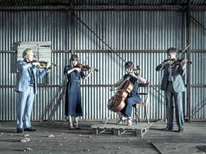 Young Toowoomba musicians guest star with string quartet