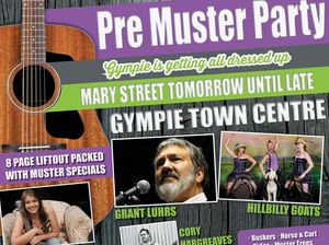 23,000 patrons start arriving for 35th Gympie Muster