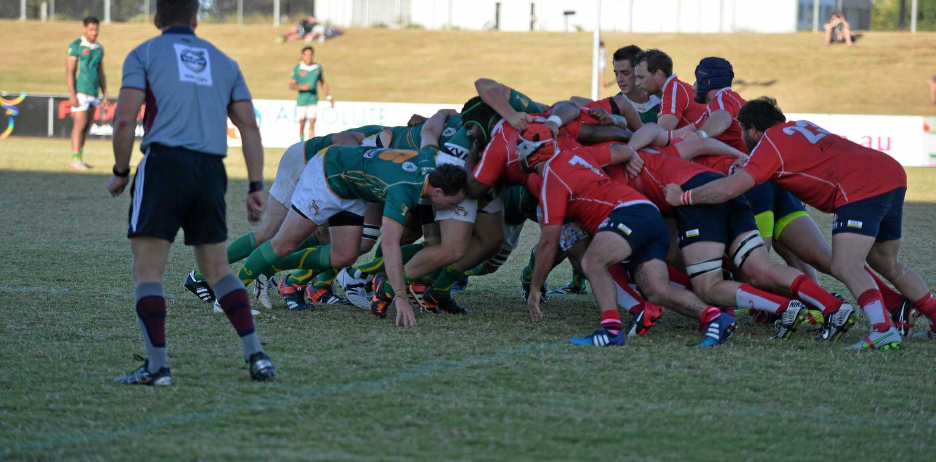 Kuttabul Camelboks and Mackay City will go head-to-head in the grand final. Photo Chris Lees / Daily Mercury