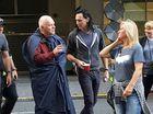Thorsome: Anthony Hopkins in Brisbane
