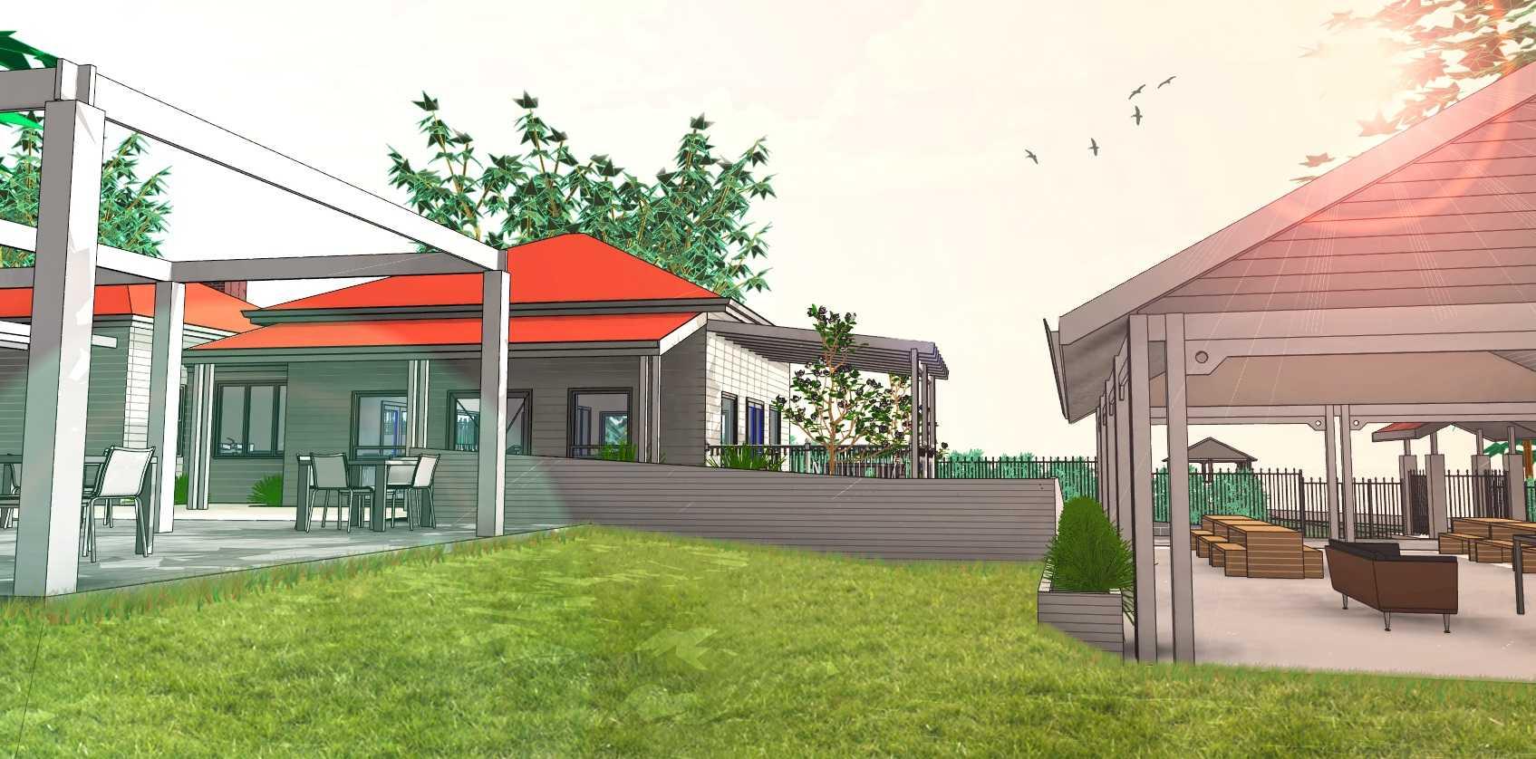 Plans to expand Gabbinbar Homestead