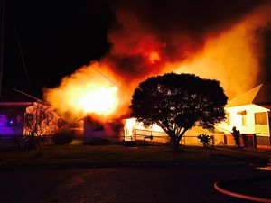 Neighbour gives harrowing account of fatal fire