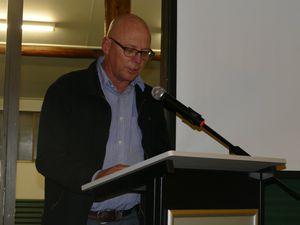 Meet the Candidates: Peter Ellem