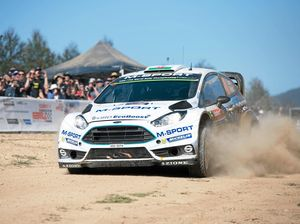Jetty stages to be the jewel in Rally Australia crown