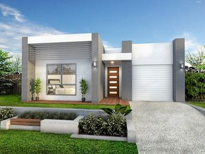How a family home can fit on a 250sq m block