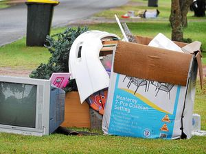 Rubbish collections back on agenda