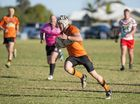 Daniel Holmes, Danes. Pittsworth vs Souths, Madsen Rasmussen Cup played at Pittsworth. Saturday Aug 20 , 2016.