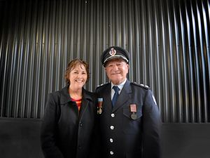 Firies still inspire Ballina boss after 35 years of service