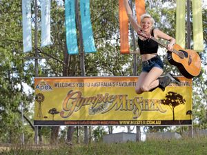 Fans to hit forest for Gympie Music Muster