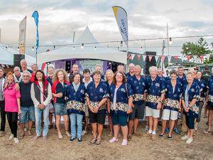 Volunteers are vital to the plain sailing of Race Week