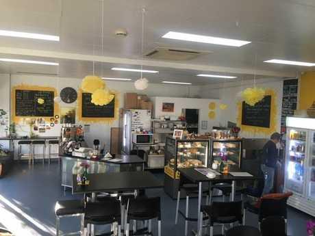 CBD cafe for sale.