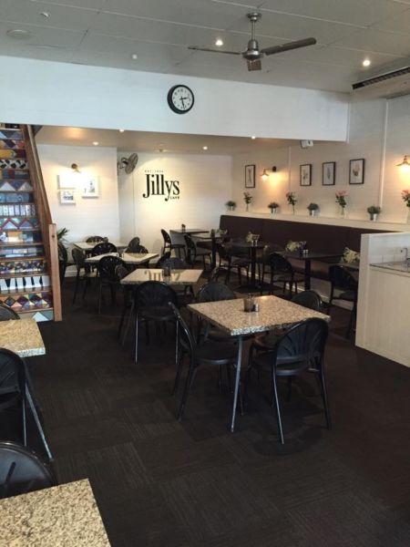 The iconic Toowoomba CBD cafe.
