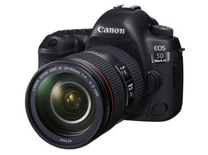 Canon EOS 5D Mark IV: snappers sing its praises
