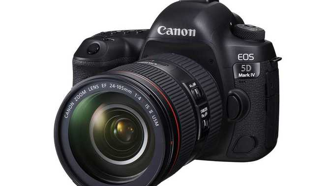 Canon's EOS 5D Mark IV is one of the most eagerly awaited cameras.