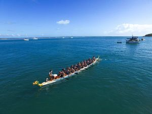 1770 Dragons unbeatable in Wide Bay regatta