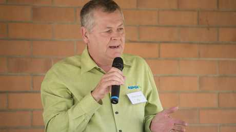 RSPCA Queensland Chief Executive Officer Mark Townend