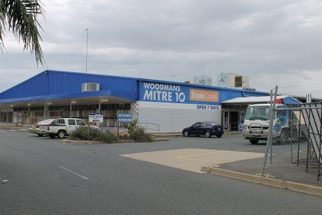 Woodmans Mitre 10 in Mackay.