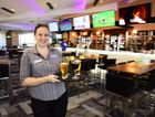 CSI (Club Services Ipswich) operations manager Kerri Nielsen in the new sports bar area.