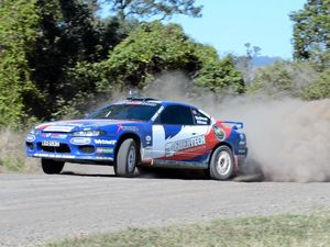 Where to catch all the rally action in Kyogle