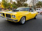 Red CentreNATS will showcase the best streets machines, elite cars, hot rods and classics at the event in September in Alice Springs.