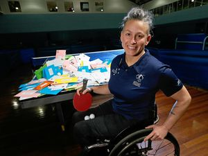 Write a letter to our Paralympians