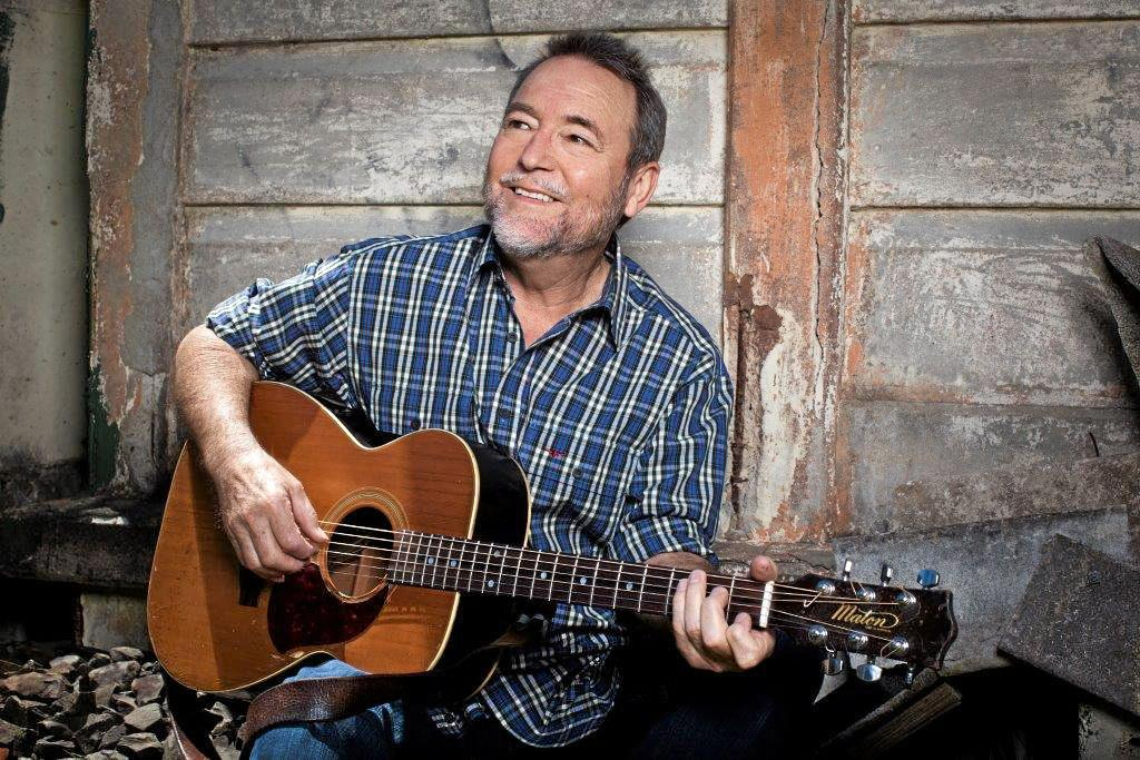 John Williamson is bringing some new songs and artists to this year's Muster.