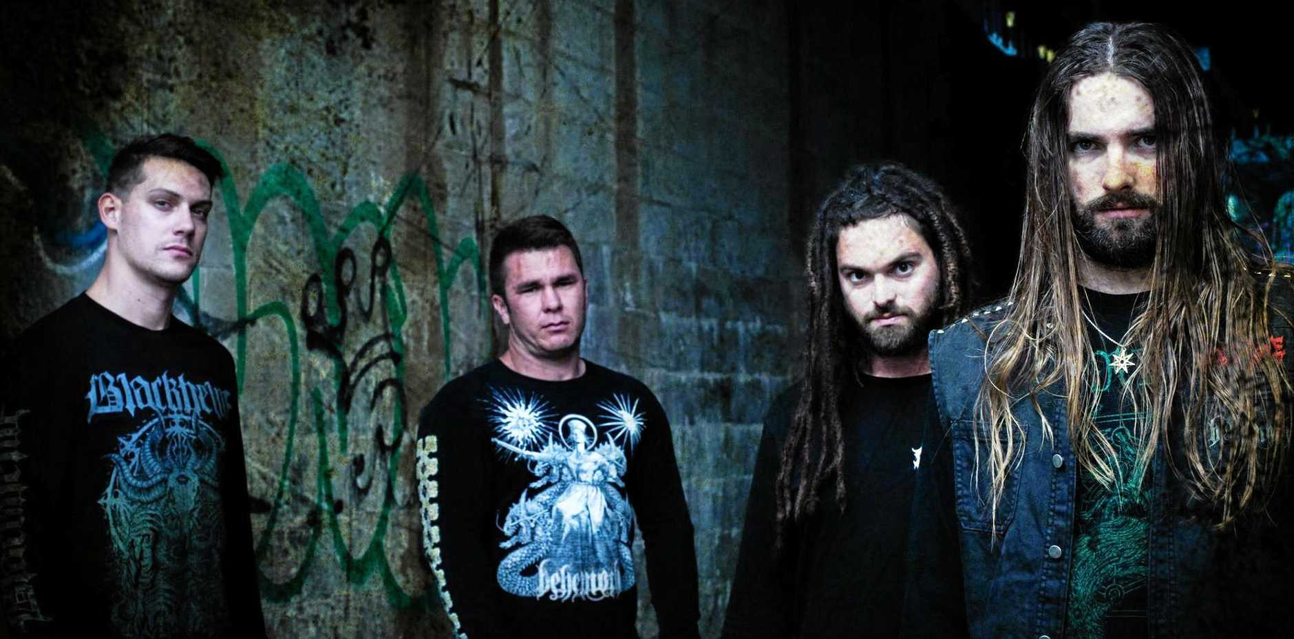 Kyzer Soze are playing Brisbane tomorrow at the Crowbar in Fortitude Valley. Photo Contributed