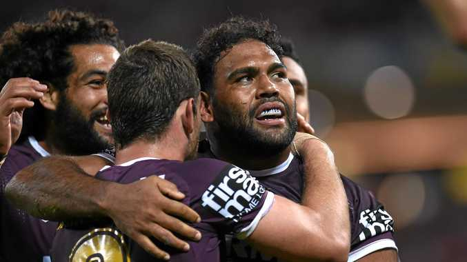 Sam Thaiday will play his 250th game.